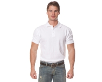 "Рубашка ""Поло"" с коротким рукавом (белая)"