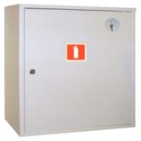 ШПО-112 навесной закрытый, для 2-х огнет., белый/красный (600х730х220)