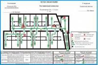 План эвакуации людей при пожаре и ЧС