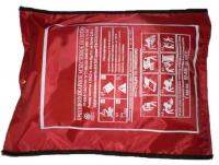 Противопожарное асбестовое полотно ПП-600-А (1,5 x 2,0 м.)
