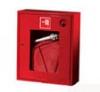Шкаф пожарного крана ШПК-310 НОК для 1-го рукава (навесной, открытый, красный, 540x650х230мм.)
