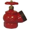 ДУ-65, вентиль пожарного крана (угловой, чугунный, муфта-цапка)
