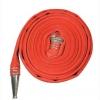 Латексированный рукав пожарный напорный диам. 51мм. в комплекте с навязанными головкой ГР-50 и стволом РС-50.01 (длина 20м.)