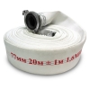 Морозостойкий рукав пожарный напорный диам. 77мм. в сборе с навязанными головками ГР-80 (длина 20м.)