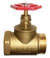 ДУ-50 (1Б1Р), вентиль пожарного крана (прямой, латунный, муфта-цапка)