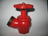 ДУ-50, вентиль пожарного крана (угловой, чугунный, муфта-цапка)