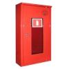 ШПО-107 навесной открытый, для 1-го огнет., угловой, белый/красный (300х730х240)