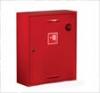 Шкаф пожарного крана ШПК-310 НЗК для 1-го рукава (навесной, закрытый, красный, 540x650х230мм.)