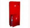 Шкаф пожарного крана ШПК-320-12 НЗК для 2-х рукавов и 2-х огнетушителей (навесной, закрытый, красный, 540x1300х230мм.)